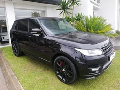 2016 Land Rover Range Rover Sport 5.0 V8 S/C Autobiography Dynamic Mpumalanga