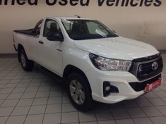 2020 Toyota Hilux 2.4 GD-6 SRX 4X4 Auto Single Cab Bakkie Limpopo