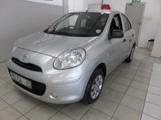 2015 Nissan Micra 1.2 Visia+ Insync 5dr (d86v)  Free State