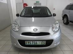 2015 Nissan Micra 1.2 Visia Insync 5dr d86v  Free State Bloemfontein_3