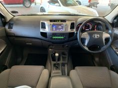 2014 Toyota Hilux 3.0 D-4d Raider 4x4 At Pu Dc  Mpumalanga Secunda_4