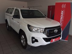 2018 Toyota Hilux 2.4 GD-6 RB SRX Auto Single Cab Bakkie Northern Cape