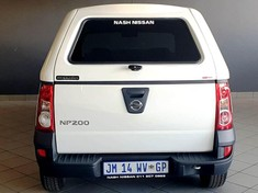 2020 Nissan NP200 1.6  Ac Safety Pack Pu Sc  Gauteng Alberton_4