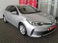 2020 Toyota Corolla 1.6 Prestige CVT Gauteng