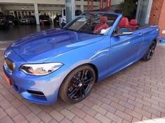 2019 BMW 2 Series M240 Convertible Auto Gauteng