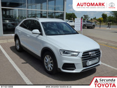 2017 Audi Q3 2.0 TDI STRONIC Mpumalanga