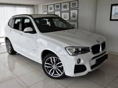 2017 BMW X3 xDRIVE20d Auto Gauteng
