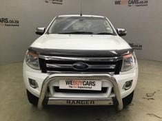 2013 Ford Ranger 3.2tdci Xlt 4x4 Pu Dc  Gauteng Pretoria_2