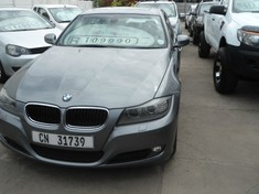 2011 BMW 3 Series 320i (e90)  Western Cape