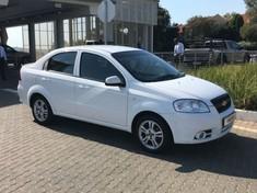 2014 Chevrolet Aveo 1.6 Ls A/t  Gauteng