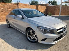 2018 Mercedes-Benz CLA-Class 200 Auto North West Province