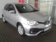 2017 Toyota Etios 1.5 Xs 5dr  Gauteng