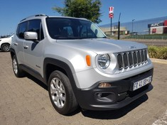 2017 Jeep Renegade 1.4 TJET LTD AWD Auto Gauteng