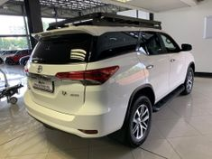 2017 Toyota Fortuner 2.8GD-6 4X4 Auto Gauteng Vanderbijlpark_4
