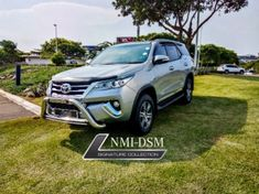 2017 Toyota Fortuner 2.4GD-6 R/B Auto Kwazulu Natal
