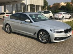 2017 BMW 5 Series 530i Sport Line Auto Gauteng