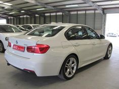 2018 BMW 3 Series 318i M Sport Auto Western Cape Blackheath_1