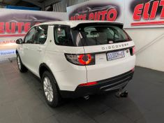 2015 Land Rover Discovery Sport Sport 2.2 SD4 SE Gauteng Vereeniging_2