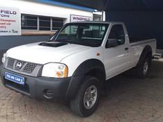 2013 Nissan NP300 Hardbody 2.5 TDI LWB 4x4 (k06/k34) Bakkie Single cab Western Cape