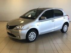 2020 Toyota Etios 1.5 Xi 5dr  Gauteng Centurion_0