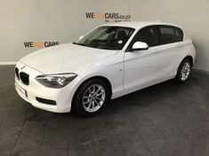 2014 BMW 1 Series 116i 5dr f20  Western Cape Cape Town_4
