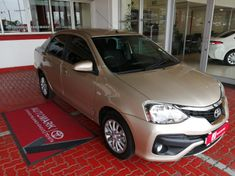 2020 Toyota Etios Sprint Sedan Gauteng