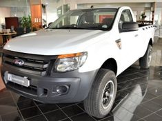 2016 Ford Ranger 2.2TDCi XLS Single Cab Bakkie Western Cape