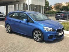 2015 BMW 2 Series 220d M Sport Active Tourer Auto Gauteng