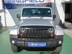 2010 Jeep Wrangler 2.8 Crd Unltd Sahar A/t  Western Cape