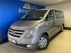 2017 Hyundai H1 2.5 CRDI Wagon Auto Gauteng