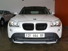 2012 BMW X1 Sdrive20d Xline At  Mpumalanga Secunda_1