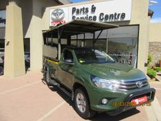 2018 Toyota Hilux 2.4 GD-6 SRX 4X4 Single Cab Bakkie Limpopo Hoedspruit_1