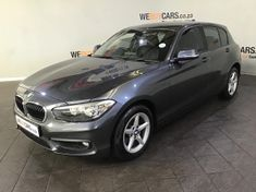 2015 BMW 1 Series 118i 5DR Auto f20 Western Cape Cape Town_4