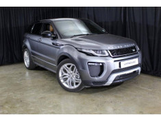 2018 Land Rover Evoque 2.0 SD4 HSE Dynamic Gauteng