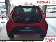 2019 Toyota Aygo 1.0 X-Play 5-Door Mpumalanga Secunda_4