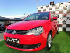 2017 Volkswagen Polo Vivo GP 1.4 Trendline 5-Door Western Cape Strand_0