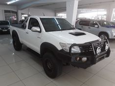 2011 Toyota Hilux 3.0 D-4d Raider R/b P/u S/c  Free State
