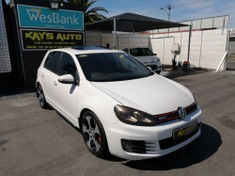 2010 Volkswagen Golf Vi Gti 2.0 Tsi Dsg  Western Cape