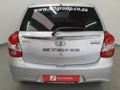 2020 Toyota Etios 1.5 Xs 5dr  Mpumalanga Delmas_4