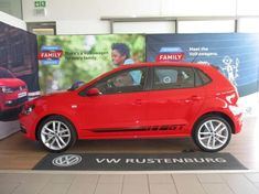 2020 Volkswagen Polo Vivo 1.0 TSI GT 5-Door North West Province Rustenburg_2