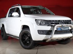 2013 Volkswagen Amarok 2.0 Bitdi Highline 132kw Dc Pu  North West Province Klerksdorp_0