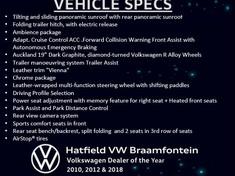 2020 Volkswagen Tiguan AllSpace 1.4 TSI CLINE DSG 110KW Gauteng Johannesburg_1