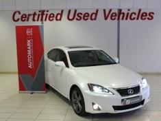 2012 Lexus IS 350 Se  Western Cape