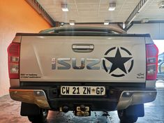 2014 Isuzu KB Series 300 D-TEQ LX Double cab Bakkie Auto Mpumalanga Secunda_3