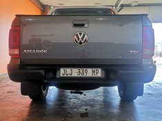 2018 Volkswagen Amarok 2.0TDi C-LINE 103KW Double Cab Bakkie Mpumalanga Secunda_3