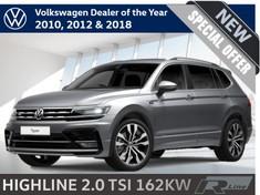 2020 Volkswagen Tiguan Allspace 2.0 TSI Highline 4MOT DSG 162KW Gauteng Johannesburg_0