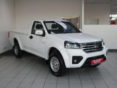 2020 GWM Steed 5 2.0 WGT Workhorse Single Cab Bakkie Gauteng