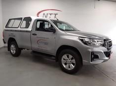 2020 Toyota Hilux 2.4 GD-6 RB SRX Single Cab Bakkie Mpumalanga