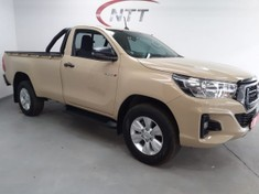 2019 Toyota Hilux 2.4 GD-6 RB SRX Single Cab Bakkie Mpumalanga