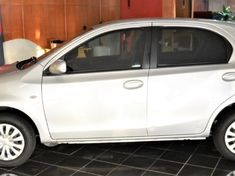 2012 Toyota Etios 1.5 Xs 5dr  Western Cape Tygervalley_1